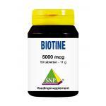 SNP Biotine 5000 mcg 50tab