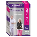 Mannavital Vitamine K2 platinum 60cap