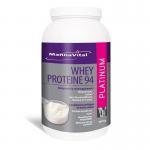 Mannavital Whey Protein platinum 900g