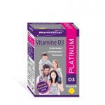 Mannavital Vitamin D3 platinum 90cap