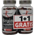Lucovitaal Bruin capsules 2x120c