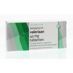 Leidapharm Valeriaanextact 45 mg 50tab