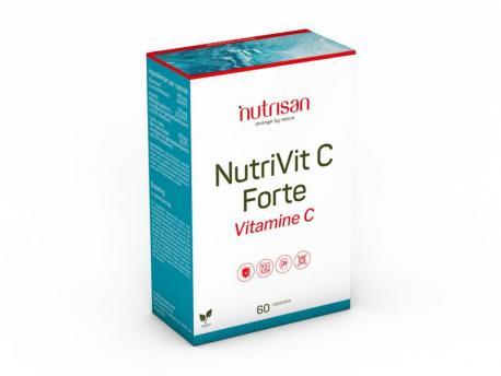 Nutrisan Nutrivit C forte 60vcap