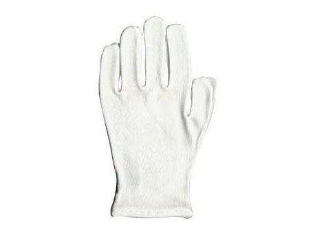 Mattisson Damp on gloves white ex