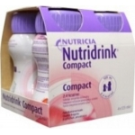 Nutridrink Compact Forrest Fruit 4x125