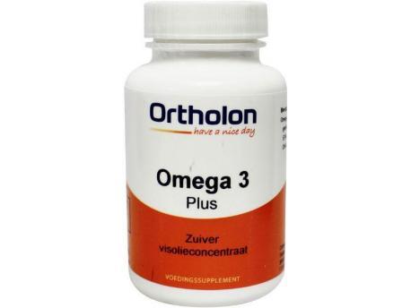 Ortholon Omega 3 plus 60sft