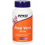 NOW Aloe Vera 50mg 100sft