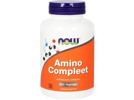 NOW Amino Complete 120cap