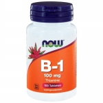 NOW B-1 100 mg 100tab