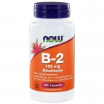NOW B-2 100 mg 100cap