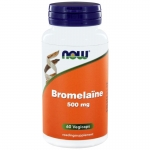NOW Bromelaine 500mg 60vc