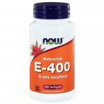 NOW E-400 d-alpha Tocoferyl 100sft