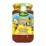 Traay Bloemen honing vloeibaar eko 450g