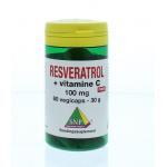 SNP Resveratrol + Vitamine C 100 mg 60cap