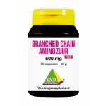 SNP Branched chain aminozuur 500 mg puur 90cap