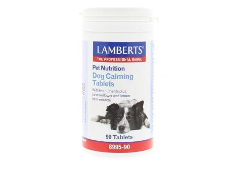 Lamberts Hond kalmerende tablet 90st