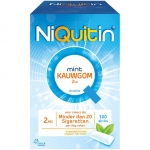 Niquitin Chewing gum 2 mg 100st