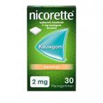 Nicorette kauwgom 2mg fr uad