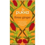 Pukka Three ginger 20st