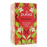 Pukka Revitalise thee 20st