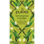 Pukka Lemon & ginger thee 20st