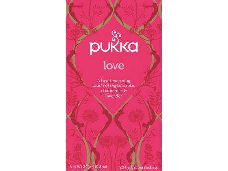 Pukka Love thee 20st