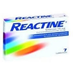 Reactine Anti histaminicum 10mg 7tab