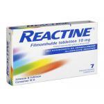 Reactine anti histaminicum uad