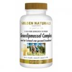Golden Naturals Green-lipped mussel complex 60cap