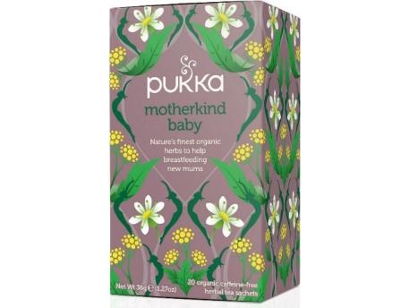 Pukka Motherkind baby 20 zakjes