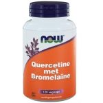NOW Quercetin with Bromelain 120vc