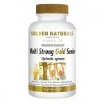 Golden Naturals Multi strong senior 60cap