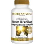 Golden Naturals Vitamine B12 6000 mcg 60tab
