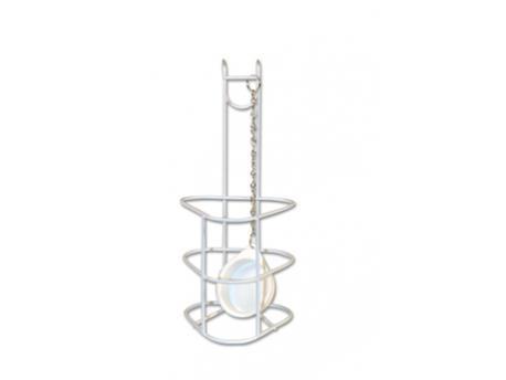 Primed Draadrek voor urinaal hoekig met dop 1st