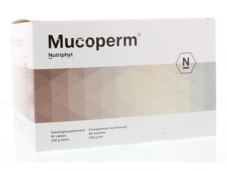 Nutriphyt Mucoperm 60zk