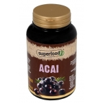 Superfoodz Acai berry extract 500mg 60vc