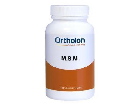 Ortholon MSM 950mg 90tab