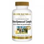 Golden Naturals groenlipmossel complex 180cap