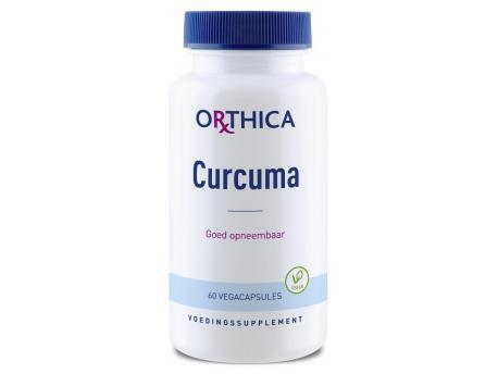 Orthica Curcuma 60cap