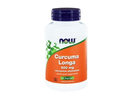 NOW Curcuma Longvida Extract 50vc