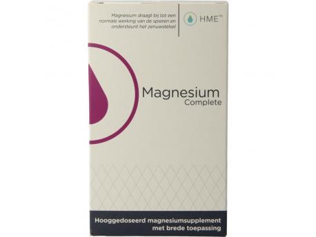 HME Magnesium complete 90cap