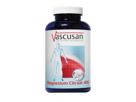 Vascusan Magnesium citraat 400 200tab