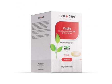 New Care Visolie 120cap