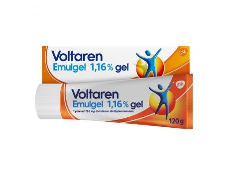 Voltaren Emulgel 1.16% 120 gram