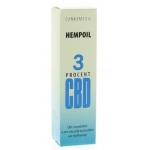 Cannamedic Hemp oil 3% CBD 10ml