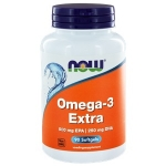 NOW Omega 3 extra 90sft