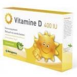 Metagenics Vitamine D3 400IU 84tab