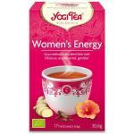 Yogi Tea Women's energy 17st