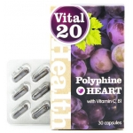 Vital20 Polyphine heart 30vc