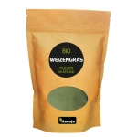 Hanoju Organic wheat grass powder paper bag New Zealand 1000g